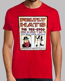 Jewish Feltly Hats