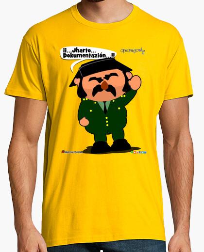 T-shirt jharto guardia civile