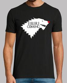 jibiri est à coming en février