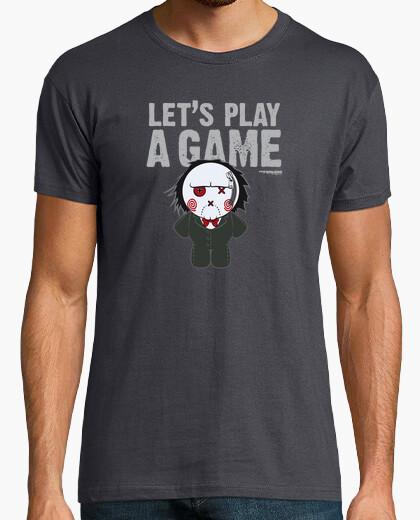 Camiseta Jigsaw (eng)