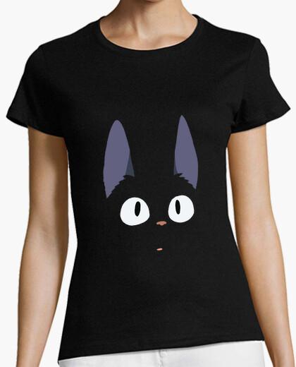 Camiseta jiji el gato