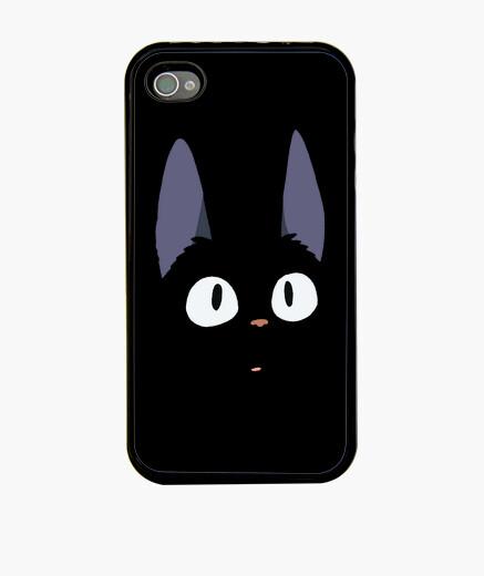 Jiji the Cat iphone cases