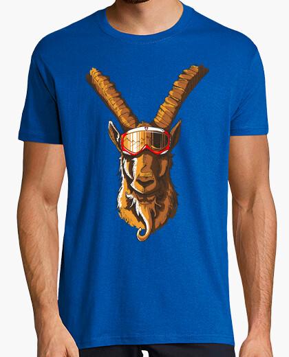 Camiseta jinete salvaje
