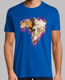 jirafa amor