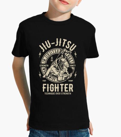 Ropa infantil Jiu Jitsu