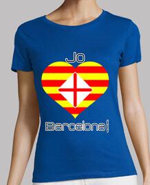Jo estimo Barcelona