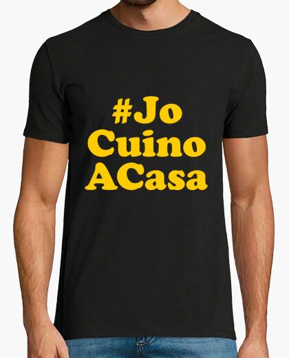 Camiseta JoCuinoACasa