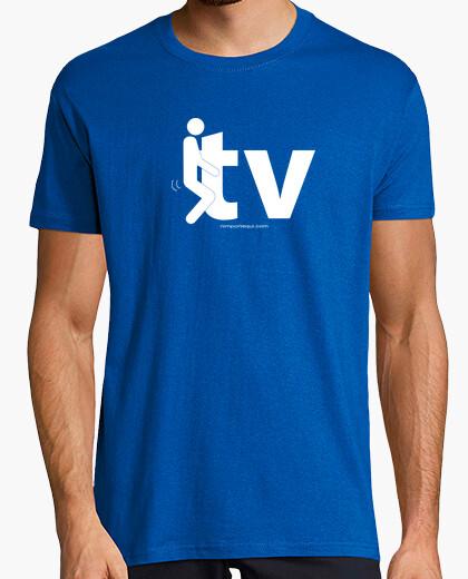 Camiseta joder tv (Rémi Gaillard) - hombres / hombres