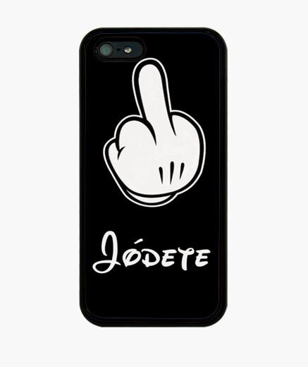 Funda iPhone Jódete