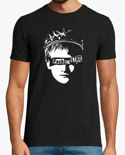 T-shirt Joffrey - Fuck The King (Il Trono di Spade)