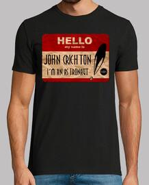 John Crichton astronauta (camisetas chico y chica)
