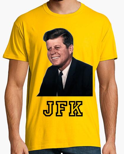 Camiseta John Fitzgerald Kennedy JFK