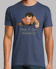 John McClane - Yippie-Ki-Yay, Motherfucker! (La Jungla de Cristal - Die Hard)