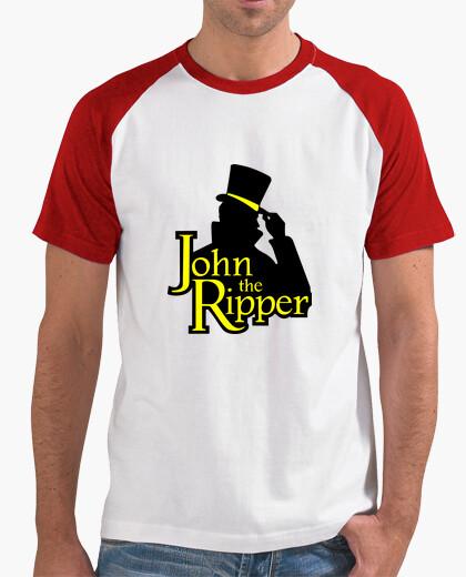 Camiseta John the Ripper Logo