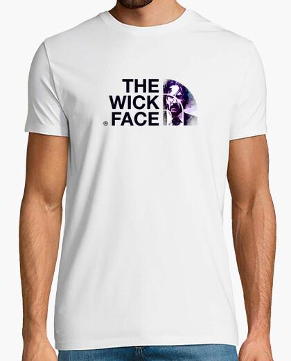 Camiseta John Wick Face