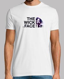 John Wick Face