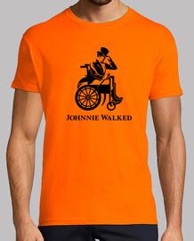 Johnnie on wheels B Camiseta manga corta hombre