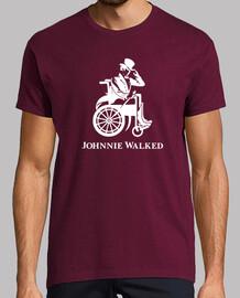 Johnnie on wheels W Camiseta manga corta hombre