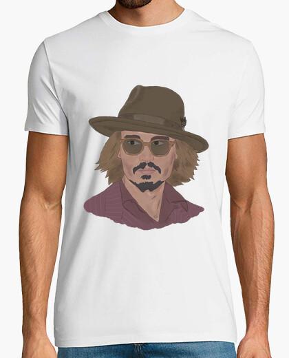 Camiseta Johnny Depp