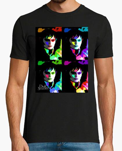 Camiseta Johnny Depp en Sombras Tenebrosas