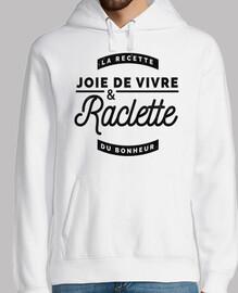 Joie de vivre et Raclette