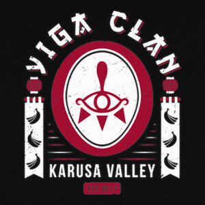 Camisetas Join the clan