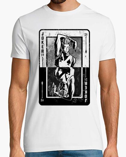 Joker hisoka t-shirt