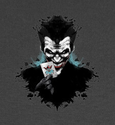 Camisetas Joker Ink