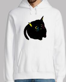 joli chat noir
