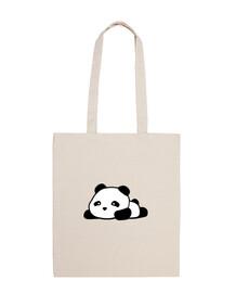 joli sac cabas panda kawaii