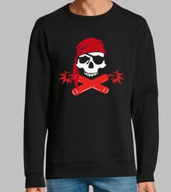 jolly roger pirata dinamita
