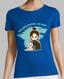 Jon and Co. camiseta chica