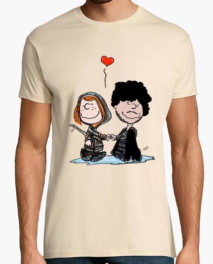 Camiseta Jon and Ygritte