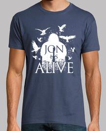 jon est vivant
