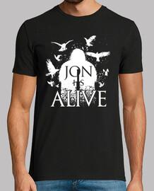 jon is alive