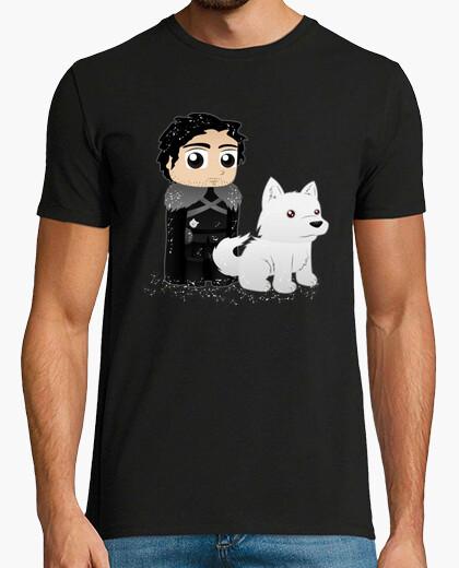 Camiseta Jon Nieve