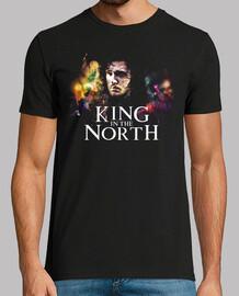 Jon Nieve - Rey en el Norte (Juego de Tronos)