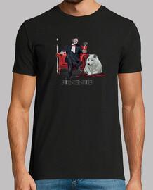 Jon Snob camiseta negra