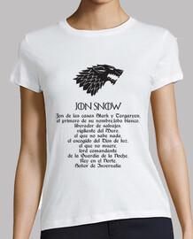 Jon Snow - Gris