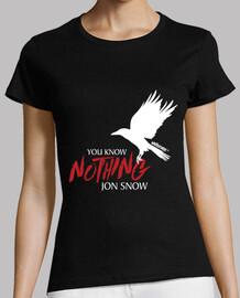 Jon Snow - You know nothing...
