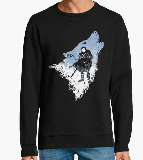 Jon Snow ( game of thrones ) hoodie