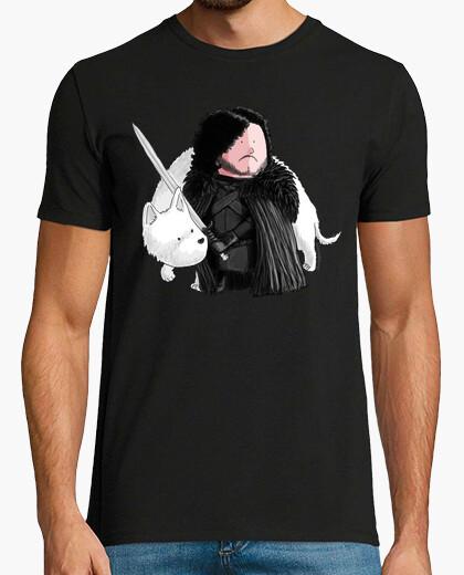Camiseta Jon Snow by Calvichi's (WEB)