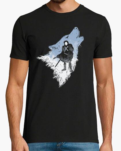 T-shirt Jon Snow (Il Trono di Spade)