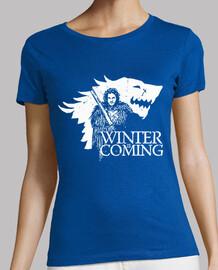 Jon Snow Stark chica tirantes