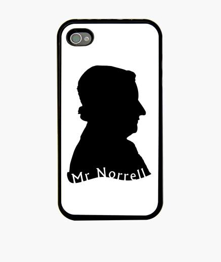 Funda iPhone Jonathan Strange y el señor Norrell