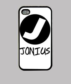 Jonius funda blanca