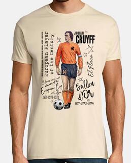 👕 T-shirt orange mecanique avec Livraison