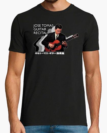 T-shirt jose tomas chitarra considerando