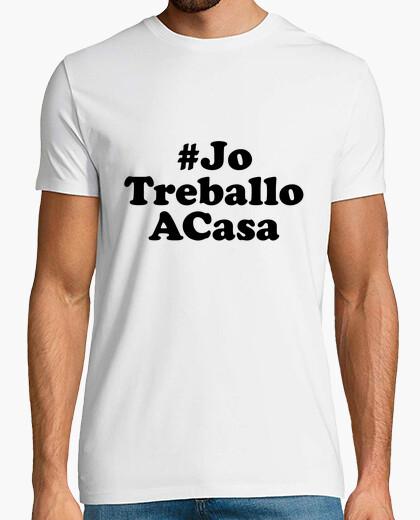 Camiseta JoTreballoACasa