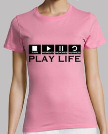 jouer à la vie